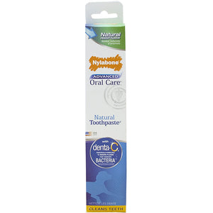Nylabone Advanced Oral Care - Natural Toothpaste at NJPetSupply.com
