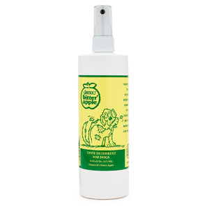 Bitter Apple Spray Repellent for Dogs, 16-ounce  at NJPetSupply.com