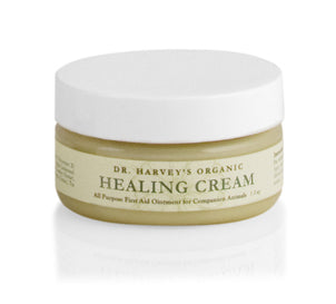 Dr. Harvey's Healing Cream, Organic First Aid Cream for Dogs at NJPetSupply.com