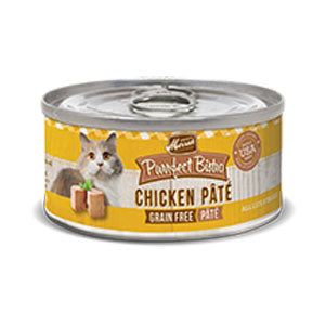 Merrick Purrfect Bistro Chicken Pate Canned Wet Cat Food at NJPetSupply.com