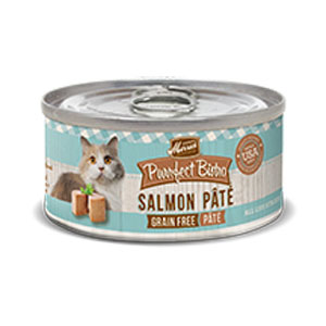 Merrick Purrfect Bistro Salmon Pate Canned Wet Cat Food at NJPetSupply.com