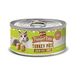 Merrick Purrfect Bistro Turkey Pate Canned Cat Food