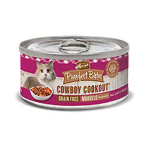 Merrick Purrfect Bistro Cowboy Cookout Canned Wet Cat Food at NJPetSupply.com