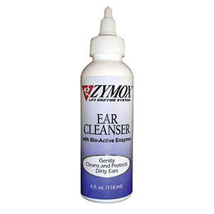 ZYMOX Ear Cleanser for Grooming Dogs and Cats at NJPetSupply.com