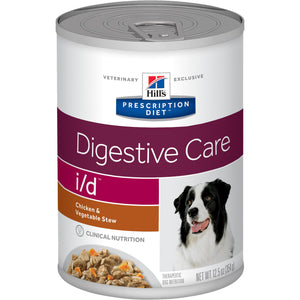 Hill's Prescription Diet i/d Canine Chicken & Vegetable Stew 3389  at NJPetSupply.com