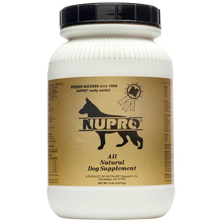 Nupro Original Formula Gold Supplement for Dogs and Cats 30-oz  at NJPetSupply.com
