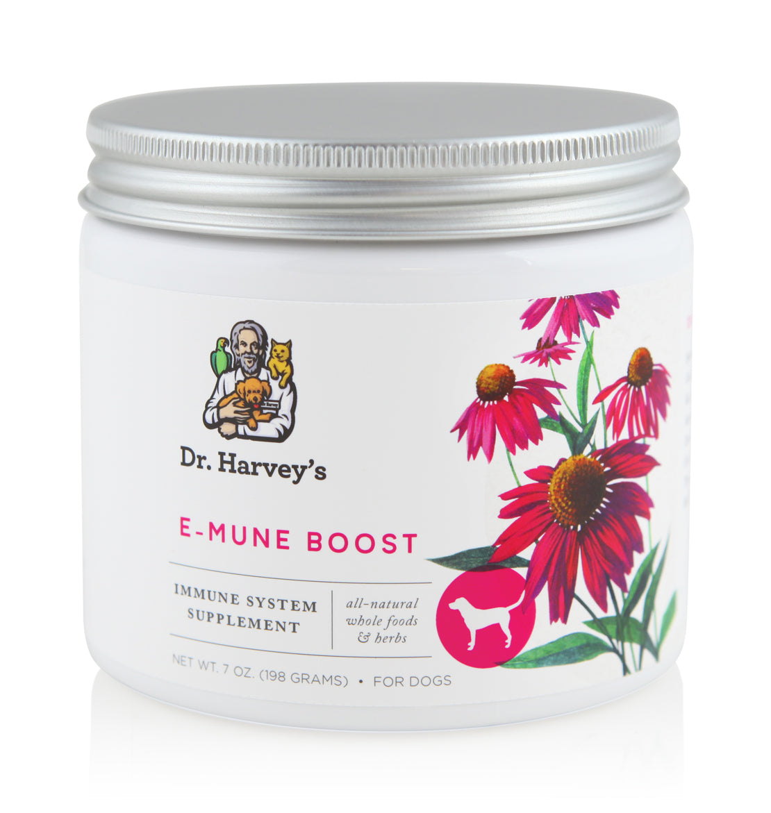 Dr. Harvey's Emune-Boost, Herbal Supplement for Dogs at NJPetSupply.com