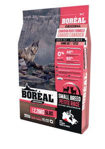 Boreal Original Small Breed Duck - Grain Free Dry Dog Food 5 Pound Bag at NJPetSupply.com