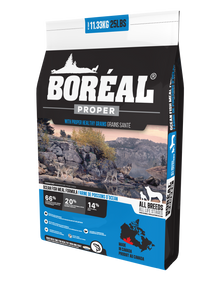 Boreal Proper Ocean Fish Meal - Low Carb Grains Dry Dog Food at NJPetSupply.com