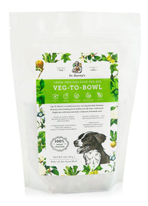 Dr. Harvey's Veg-To-Bowl, Grain-Free Dog Food Premix - NJ Pet Supply