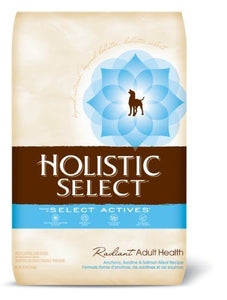 Holistic Select Radiant Health Anchovy, Sardine & Salmon Meal Formula Dry Dog Food at NJPetSupply.com