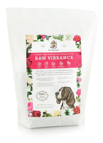 Dr. Harvey's Raw Vibrance Dog Food 3 Pound at NJPetSupply.com