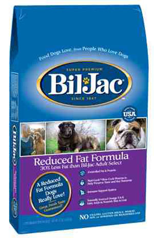Bil Jac Reduced Fat Adult Dry Dog Food - NJ Pet Supply