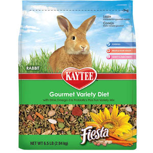 Kaytee Fiesta Max Rabbit Food 3.5 Pound Bag at NJPetSupply.com