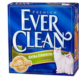 Ever Clean Extra Strength Scented Clumping Cat Litter - NJ Pet Supply