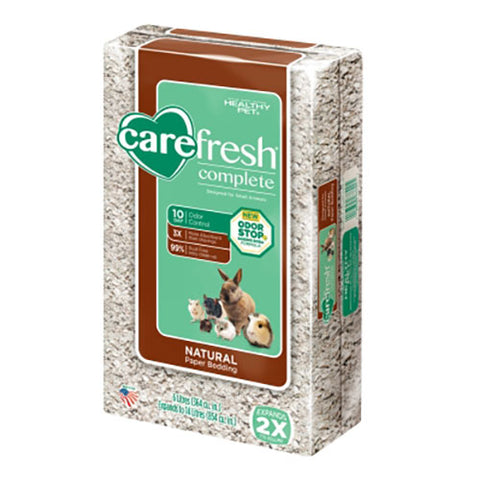 Carefresh Pet Bedding Natural, size 10L at NJPetSupply.com
