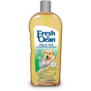 Lambert Kay Fresh & Clean Flea & Tick Shampoo for Grooming at NJPetSupply.com