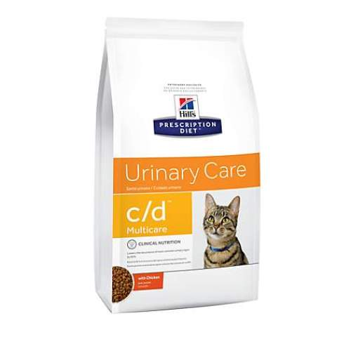 Hill's Prescription Diet c/d Multicare Feline with Chicken 8680 - NJ Pet Supply