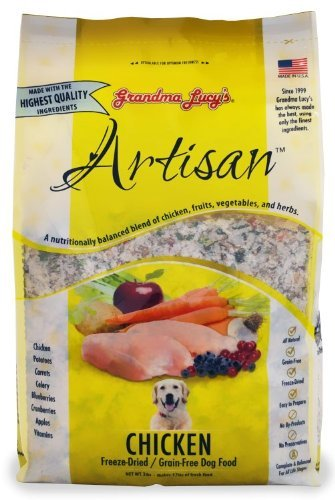 Grandma Lucy's Artisan Chicken Dry Dog Food - NJ Pet Supply