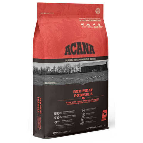 Acana Heritage Meats Dry Dog Food, 4.5 Pound Bag at NJPetSupply.com