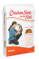 Chicken Soup for the Cat Lover's Soul Adult Dry Cat Food, 15-lb at NJPetSupply.com