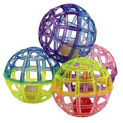 Ethical Cat Spot Lattice Balls, 4-pack - NJ Pet Supply