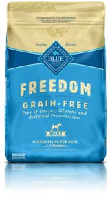 Blue Buffalo Freedom Grain-Free Adult Chicken Recipe Dry Dog Food at NJPetSupply.com