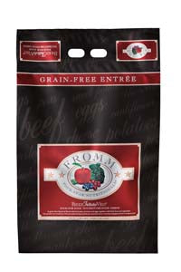 Fromm 4-Star Grain-Free Beef Frittata Vegetable Dry Dog Food 4-lb at NJPetSupply.com