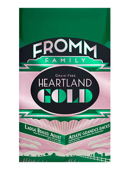 Fromm Heartland Gold Grain-Free Large Breed Adult Dry Dog Food