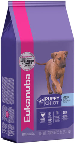 Eukanuba Puppy Large Breed Dry Dog Food, 33-lb at NJPetSupply.com