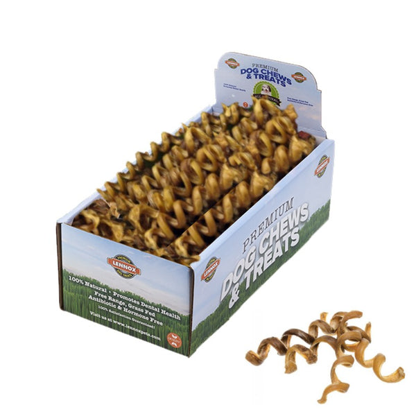 Lennox Spiral Bully Sticks