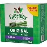 Greenies Dental Chews - Large (for dogs 50 - 100 lbs)