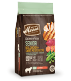 Merrick Grain Free Senior Real Chicken & Sweet Potato Dry Dog Food 4-lb at NJPetSupply.com