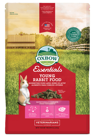Oxbow Bunny Basics - Young Rabbit Food