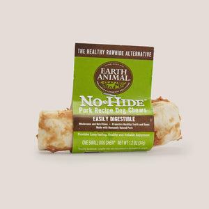Earth Animal No-Hide Pork Chews Dog Treat