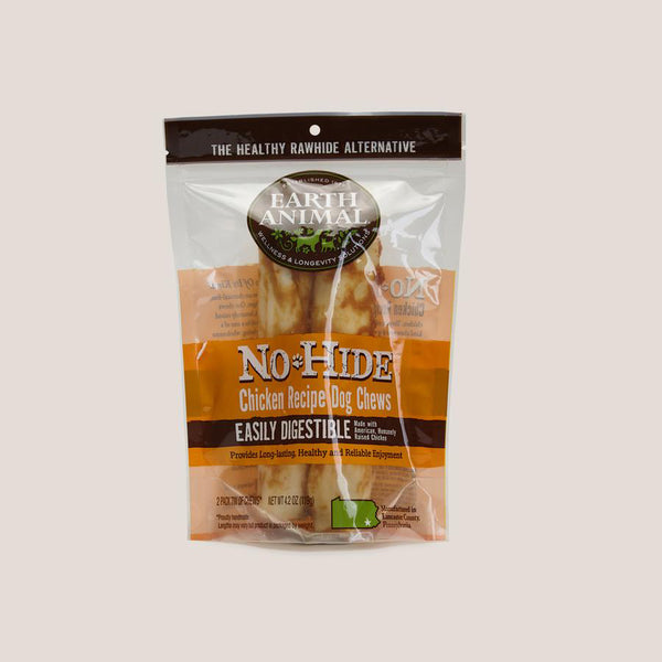 Earth Animal No-Hide Chicken Chew Dog Treat at NJPetSupply.com