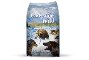 Taste of the Wild Pacific Stream Recipe with Smoked Salmon Dry Dog Food