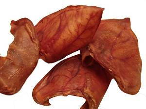 Merlin's Magic Natural Pig Ears (product of the USA), 100-ct at NJPetSupply.com