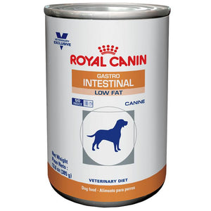Royal Canin Veterinary Diet Canine Gastrointestinal Low Fat in Gel Wet Dog Food at NJPetSupply.com