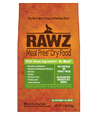 RAWZ Meal Free Dehydrated Chicken, Turkey, and Chicken Dry Dog Food at NJPetSupply.com