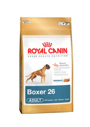 Royal Canin Boxer 26 Dry Dog Food
