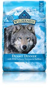 Blue Buffalo Blue Wilderness Denali Dinner Dry Dog Food at NJPetSupply.com