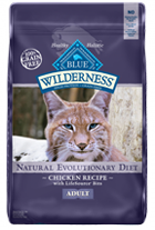 Blue Buffalo Wilderness Chicken Dry Cat Food - NJ Pet Supply