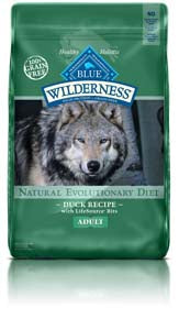 Blue Buffalo Wilderness Duck Recipe Dry Dog Food, 24-lb at NJPetSupply.com