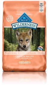 Blue Buffalo Wilderness Large Breed Puppy Chicken Dry Dog Food at NJPetSupply.com
