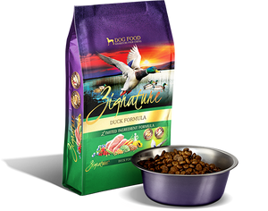 Zignature Duck Limited Ingredient Formula Dry Dog Food at NJPetSupply.com