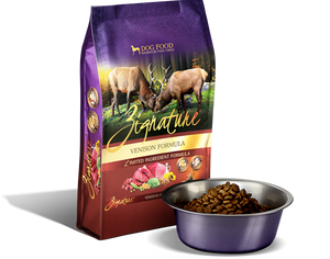 Zignature Venison Limited Ingredient Formula Dry Dog Food at NJPetSupply.com