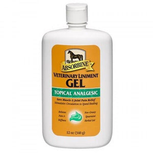 Absorbine Veterinary Liniment Gel - NJ Pet Supply