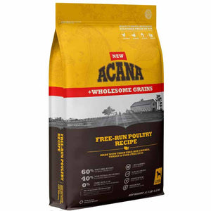 Acana Free Run Poultry Plus Wholesome Grains