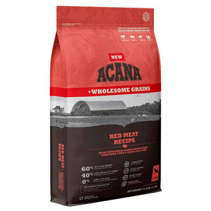 Acana Red Meat Plus Wholesome Grains Dry Dog Food